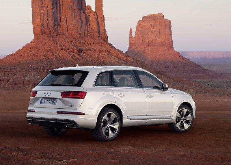 Audi q7 etron quattro technische daten 3